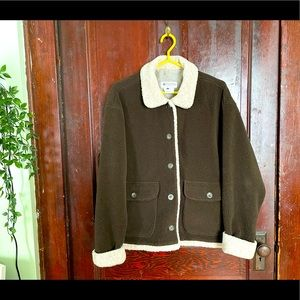 90s Columbia Teddy Bear Jacket